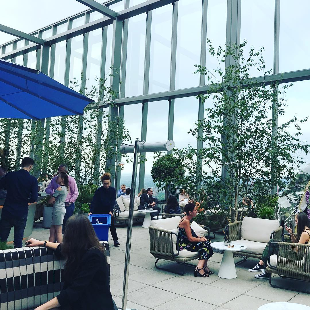 10 Brilliant  Beer Gardens In Manchester For Summer Sessions
