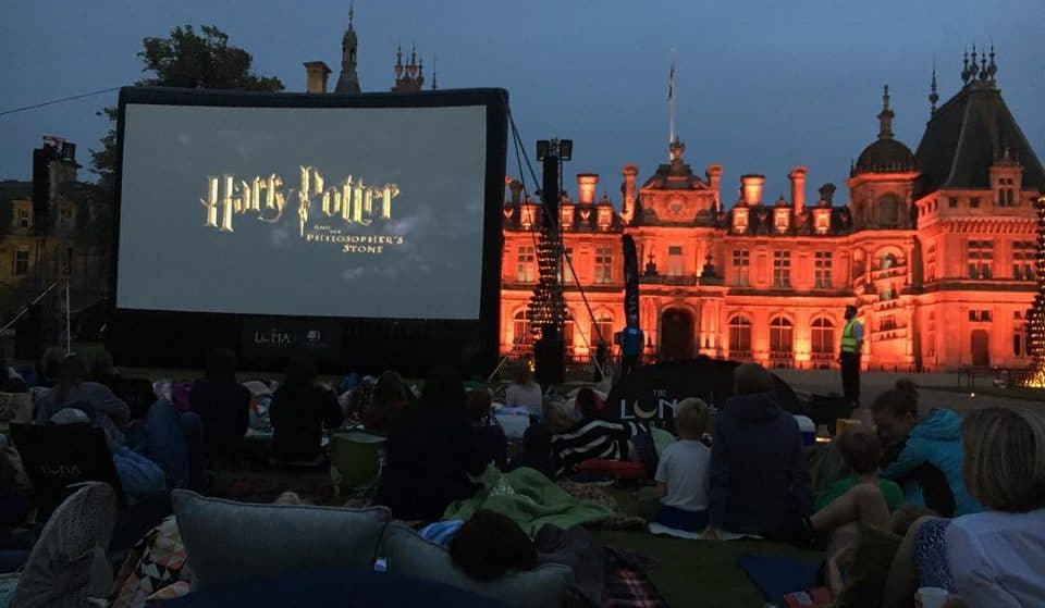 An Open-Air Cinema Will Be Screening Harry Potter (And Serving Prosecco) In Heaton Park