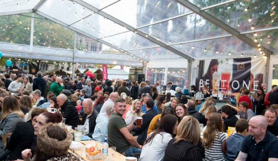 The Programme For Manchester Food And Drink Festival Has Been Revealed (And There's Going To Be A Beer Bus)
