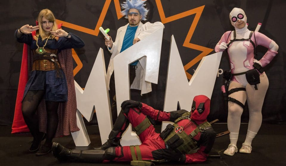 Manchester Comic Con Organiser Have Revealed This Year's Special Guest Lineup