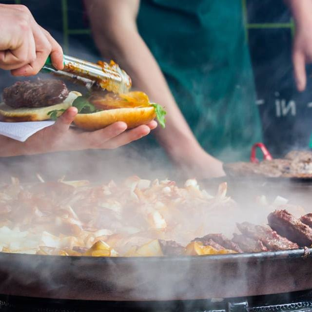 Street Food Burger Festival