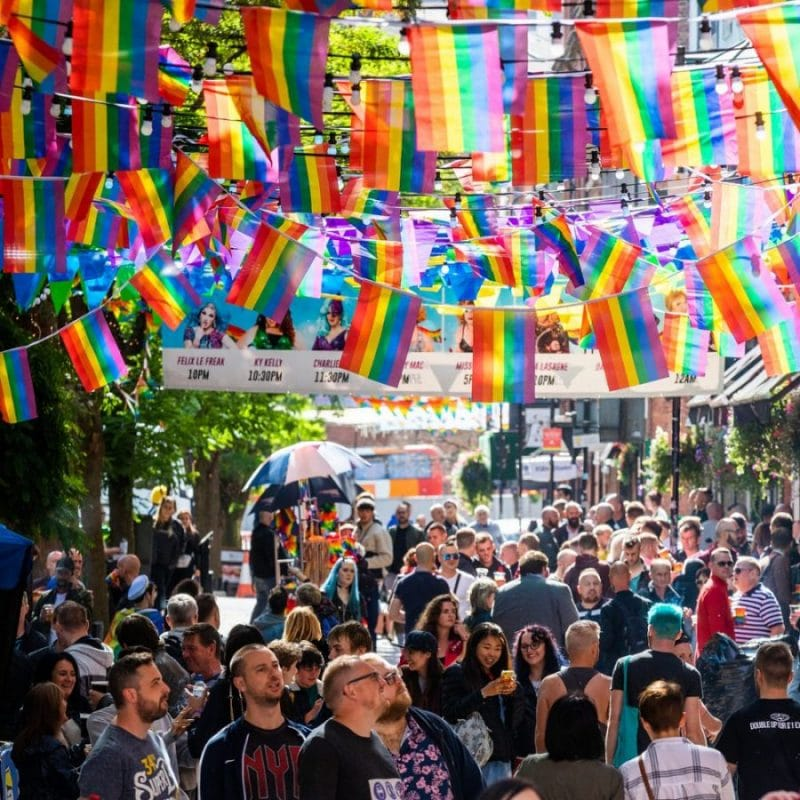 Manchester Pride 2019 Has Landed Here's How The City Is Celebrating