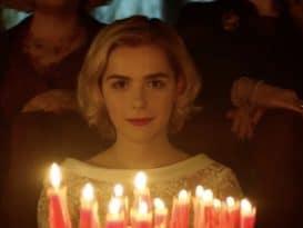 Sabrina Teenage WItch Reboot Netflix