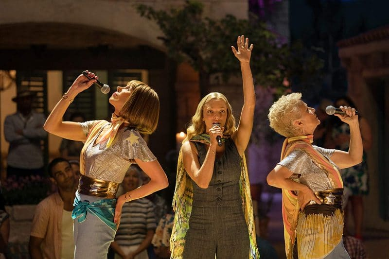 A Sing-Along Version Of Mamma Mia 2 Is Coming To Manchester