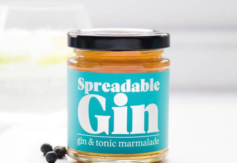 Spreadable Gin Is Now A Thing And People Are Having It With Their Breakfast