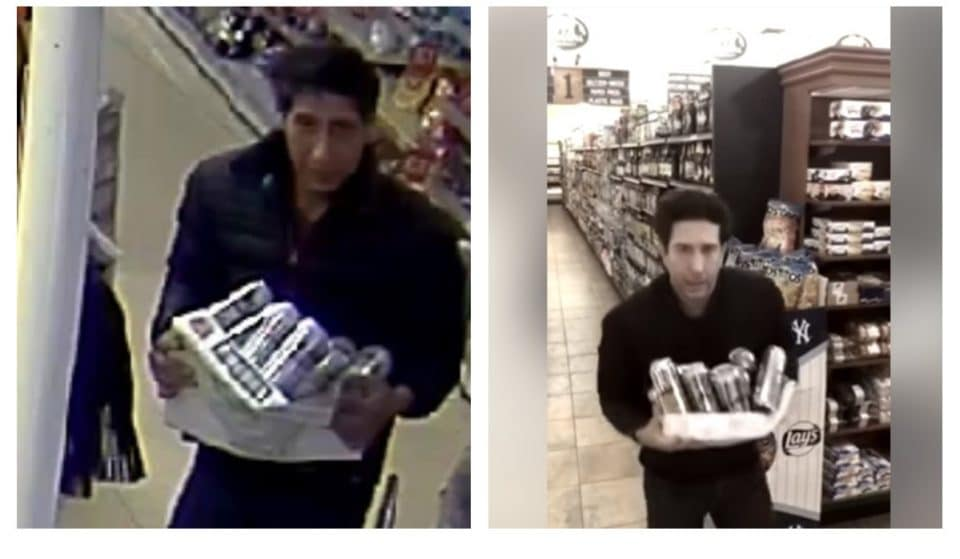 David Schwimmer Has Responded To Blackpool Police's Hunt For A Ross Lookalike With A Hilarious Tweet