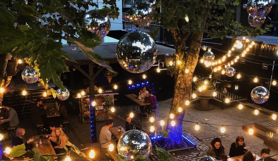 An 'Urban Narnia' With Mulled Japanese Sake And A Forest Of Fairy Lights Has Opened In Manchester