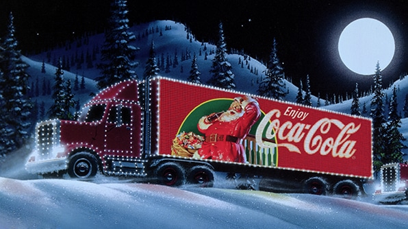 Bad News, The Manchester Coca-Cola Christmas Truck Announcement Is A Hoax