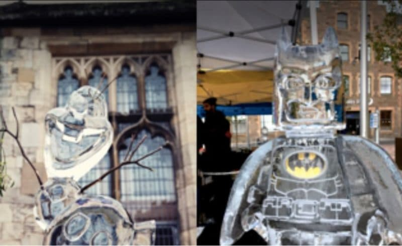 A Winter Wonderland Complete With Giant Ice Sculpture Trail Is Coming To Greater Manchester