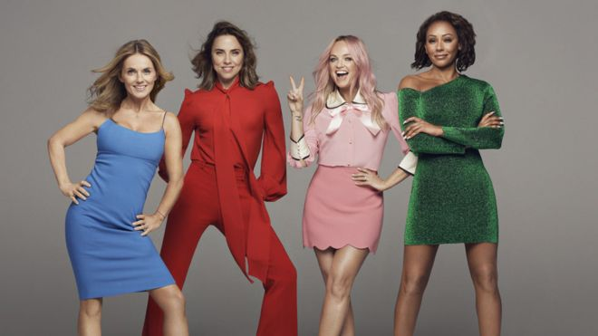 The Spice Girls Will Be In Manchester Next Week And Tickets Are Still Available