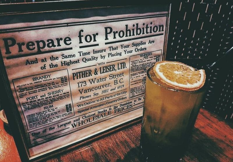 A Password-Protected Speakeasy Has Opened In A Secret Location In Manchester – And It's Bring Your Own Booze