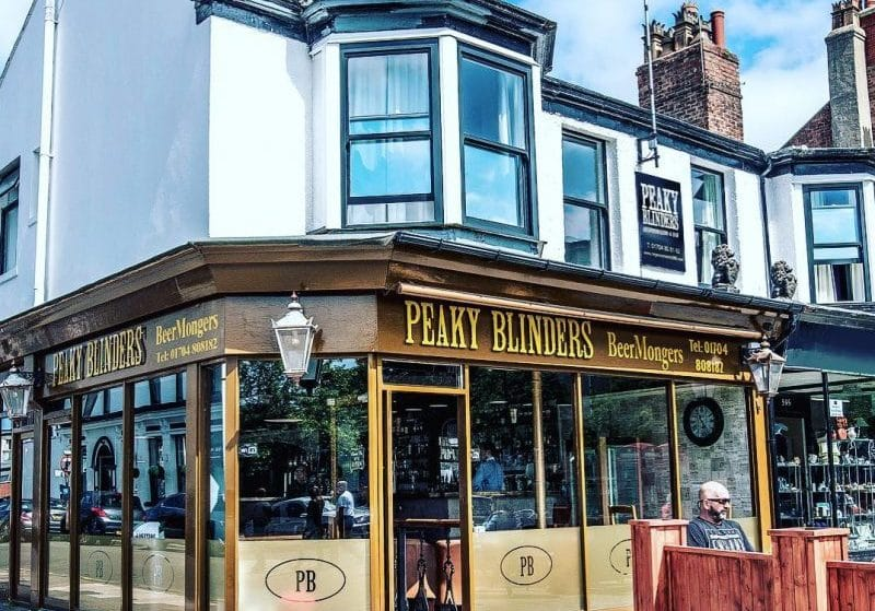 A Peaky Blinders-Themed Bar And Restaurant Will Open In Manchester Next Week