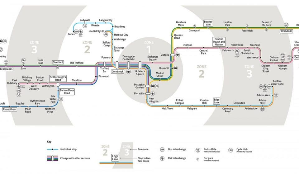 Everything We Know About The New Metrolink Ticket Zones