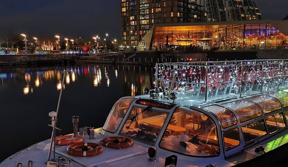 A Sunset Cruise Complete With Complimentary Gin Will Set Sail From Salford Quays