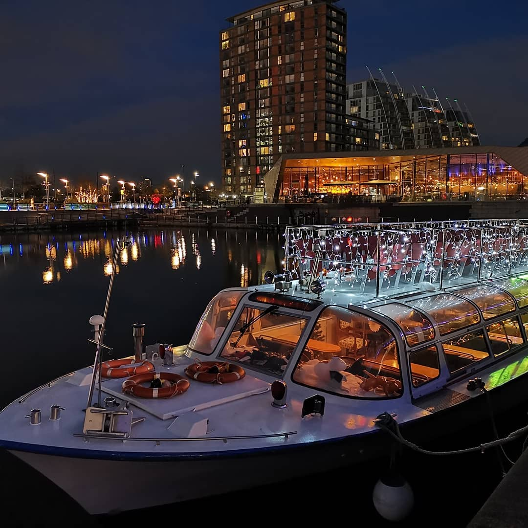 Christmas Places To Go Manchester: A Festive Ferry Full Of Christmas Magic Is Sailing Through