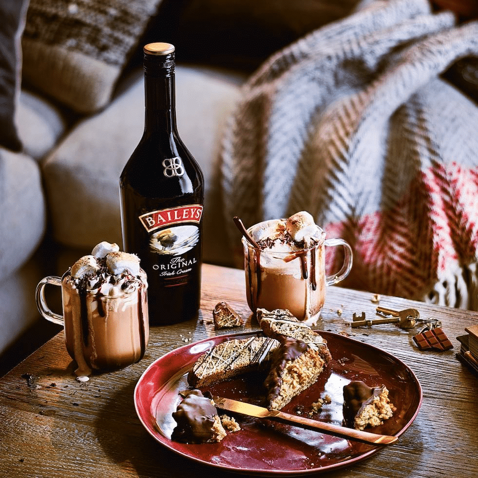 Baileys Chocolatini Cocktail the ultimate guide to hosting a new year's dinner for your
