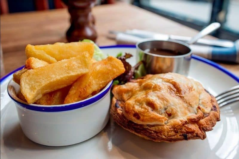 Eight Excellent Lunch Spots In Manchester