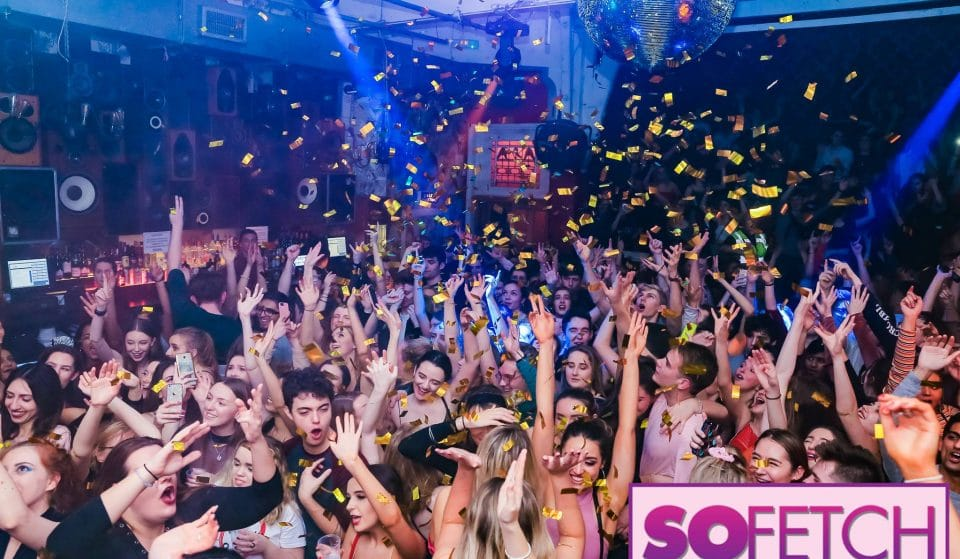 A Noughties-Themed Club Night Is Coming To Manchester And It's Going To Be So Fetch