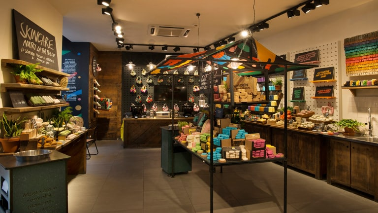 Lush Will Open A Plastic-Free 'Naked Store' In Manchester