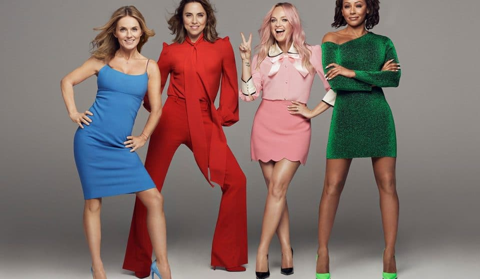 Win Two Tickets To See The Spice Girls In Manchester