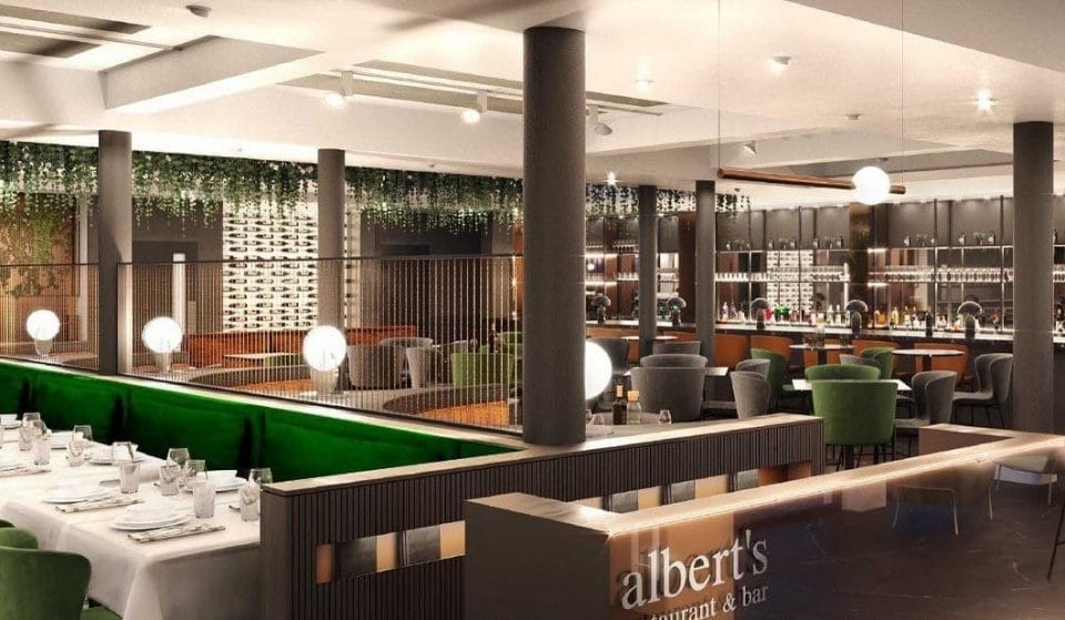 A First Look Inside The Revamped Albert's Bar And Restaurant In Didsbury