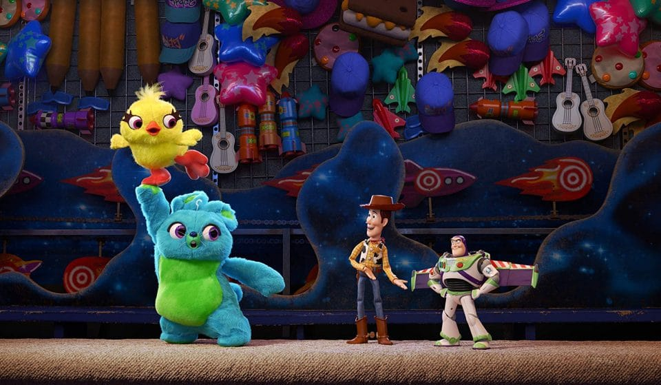A New Toy Story 4 Trailer Dropped During The Super Bowl
