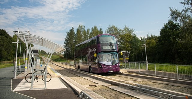 Plug-In Electric Buses Will Soon Be Operating On Greater Manchester Routes