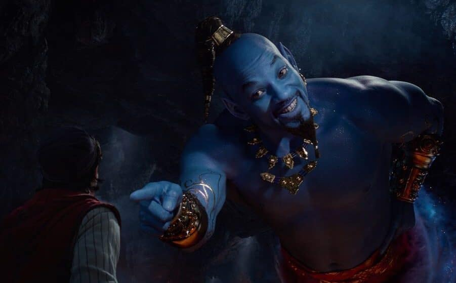Try Your Best To Stay Calm, The Trailer For The New Live-Action Version Of Aladdin Is Here