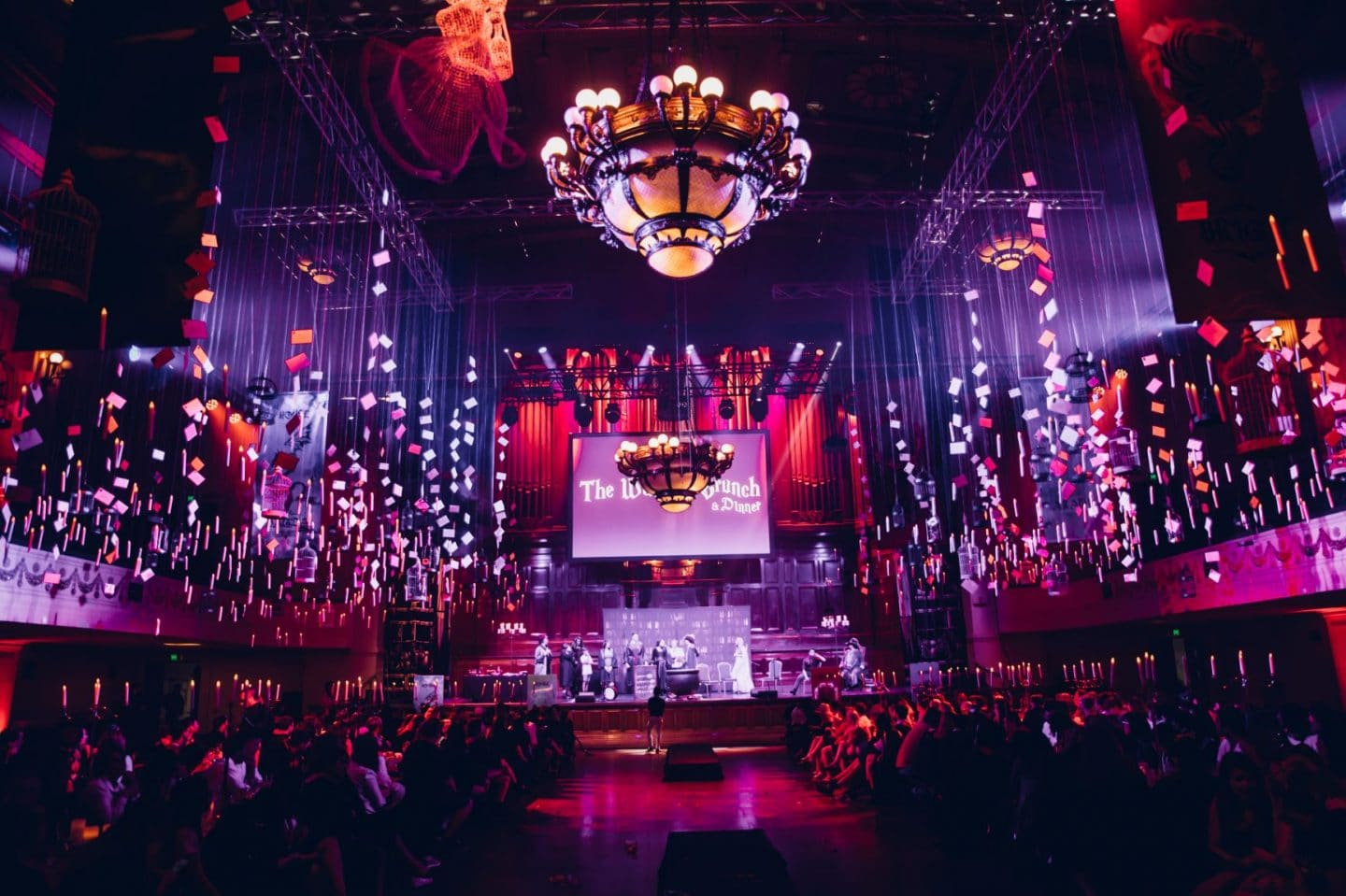 An Immersive Harry Potter-Inspired Banquet Is Coming To Manchester