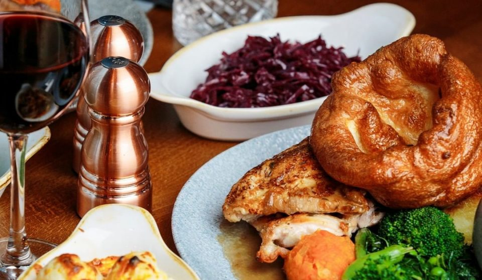 This Manchester Restaurant Will Be Serving Free Gin And Tonics To Mums This Mother's Day