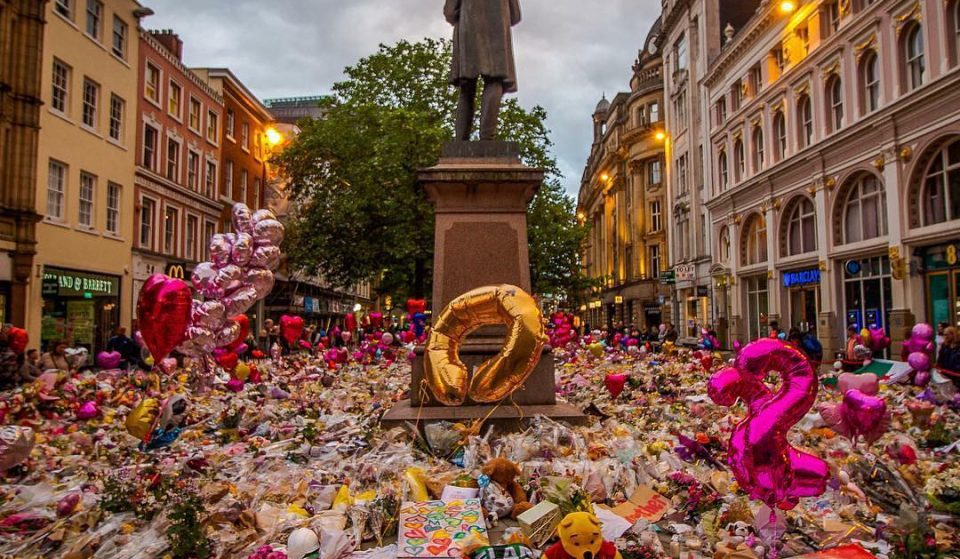 This Is How The City Will Mark The Second Anniversary Of The Manchester Arena attack