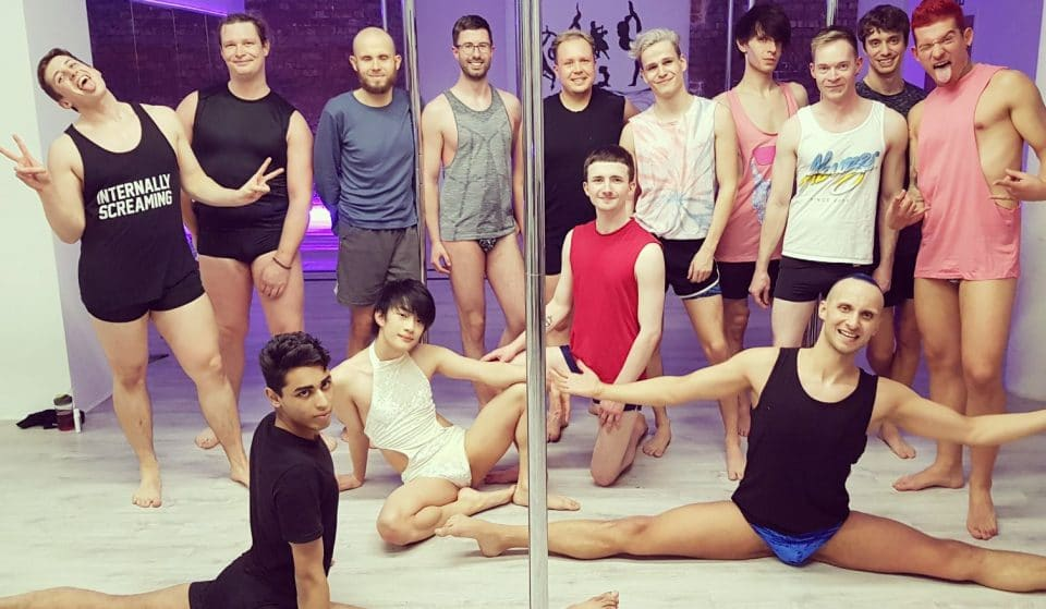 Manchester's Very Own 'Pole On A Pole' Is Teaching Inclusive Pole Dancing Classes