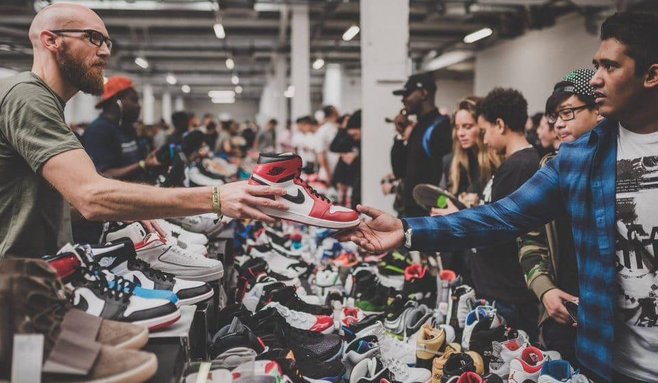 Europe's Biggest Trainer Festival Is Coming To Manchester – And It's Bigger Than Ever