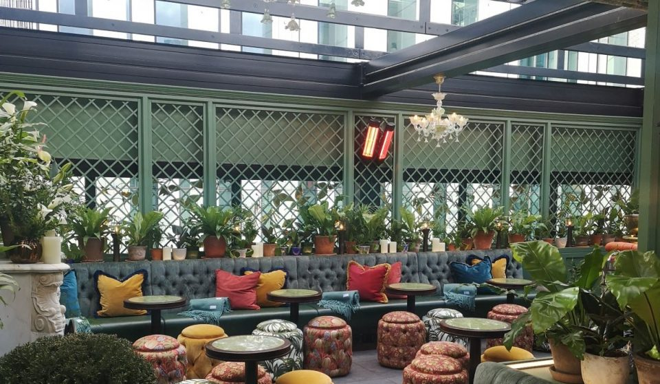 The Rooftop Garden At The Ivy Is Now Open