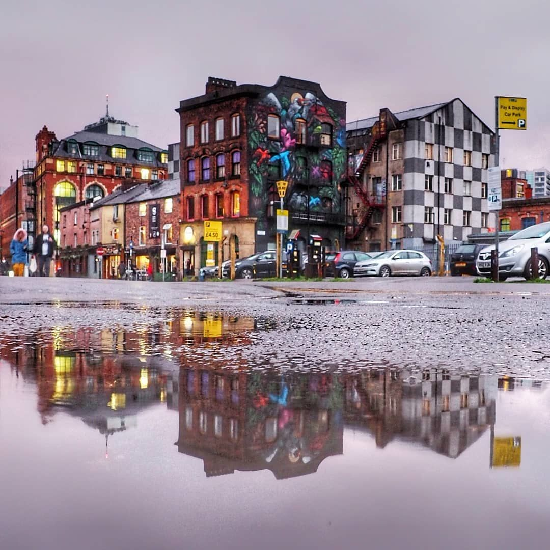 Seven Sensational Things To Do In Manchester When It's Raining