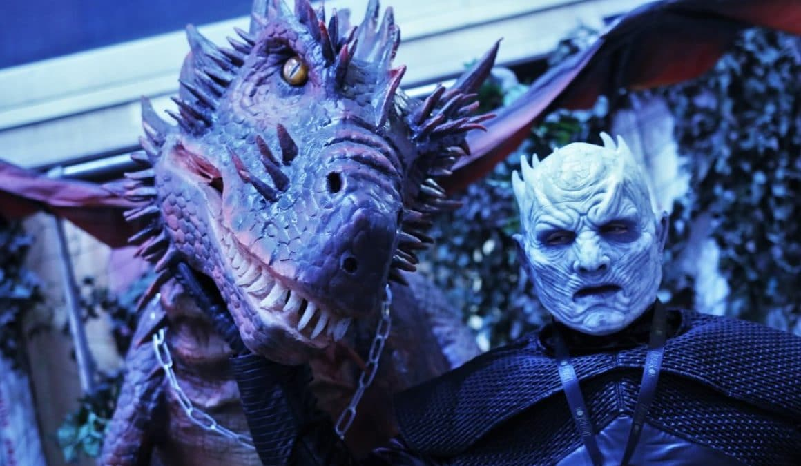 A Massive Game Of Thrones Convention Is Coming To The Printworks