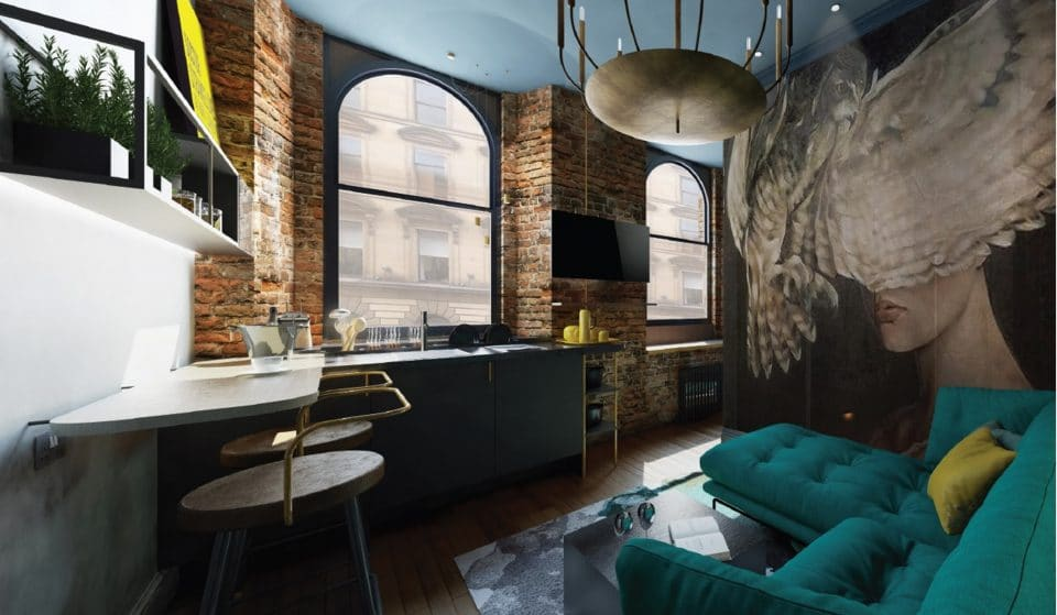 A Fancy Manchester Restaurant Has Revealed Plans To Build A Boutique Hotel In Peter Street