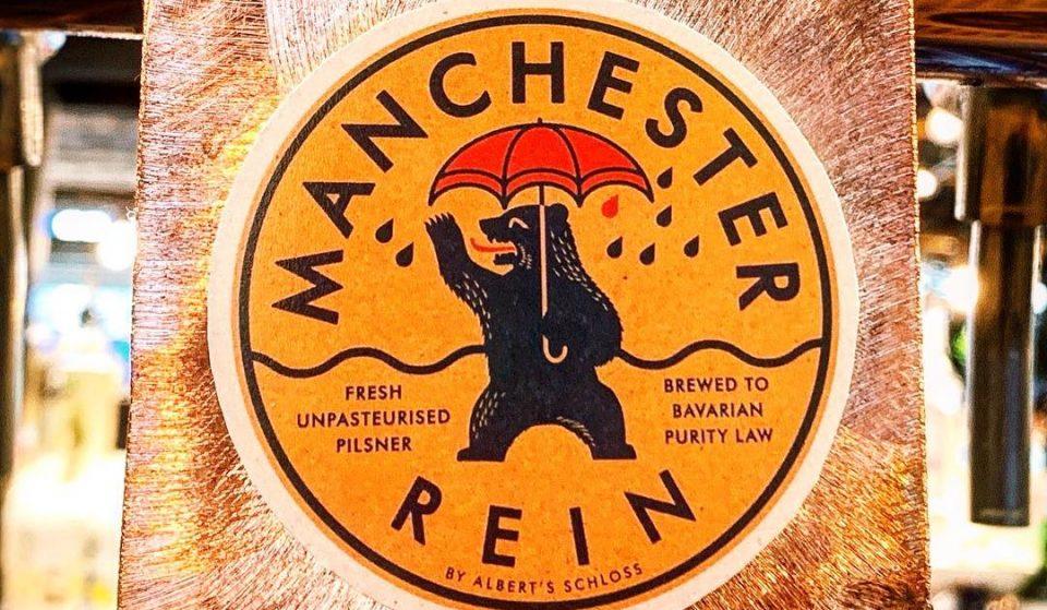 Albert's Schloss Has Created Its Own Manchester-Inspired Pilsner Beer