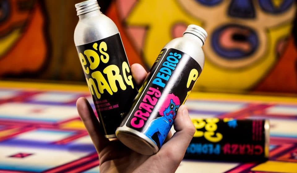 Pedro Fans Can Now Get Crazy Pedro's Cocktails Delivered To Their Door