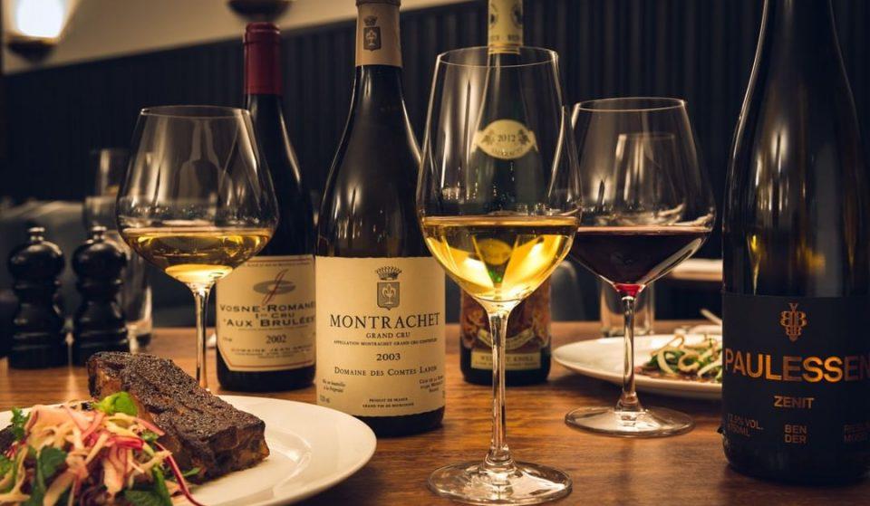 Manchester Steak Restaurant Hawksmoor Gave A Customer A £4,500 Bottle Of Wine By Mistake