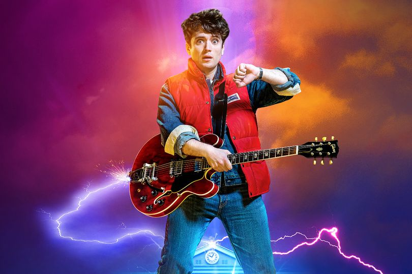 Great Scott! Back To The Future Is Being Turned Into A Musical
