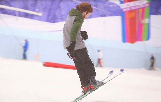 Redheads Can Visit Chill Factore For Free This Weekend To Shelter From The Sun