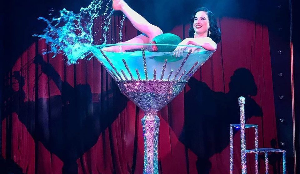 Queen Of Burlesque Dita Von Teese Is Bringing Her New Glamonatrix Tour To Manchester