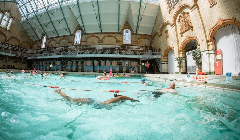 Manchester's Victoria Baths Will Open For A Public Swim For One Weekend Only
