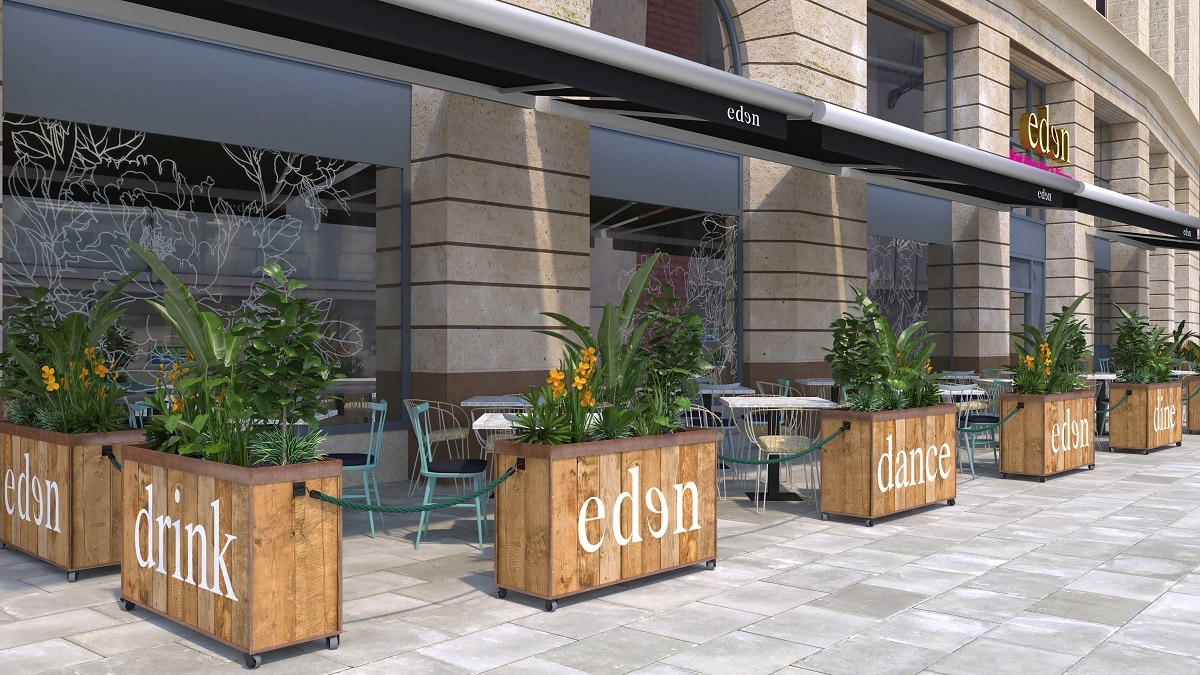 A New Botanical-Inspired Dining, Drinking And Entertainment Destination Will Launch In Manchester