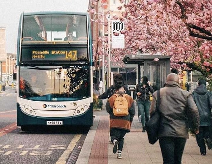 Young People Aged 16-18 Will Soon Be Able To Get Free Bus Travel In Greater Manchester