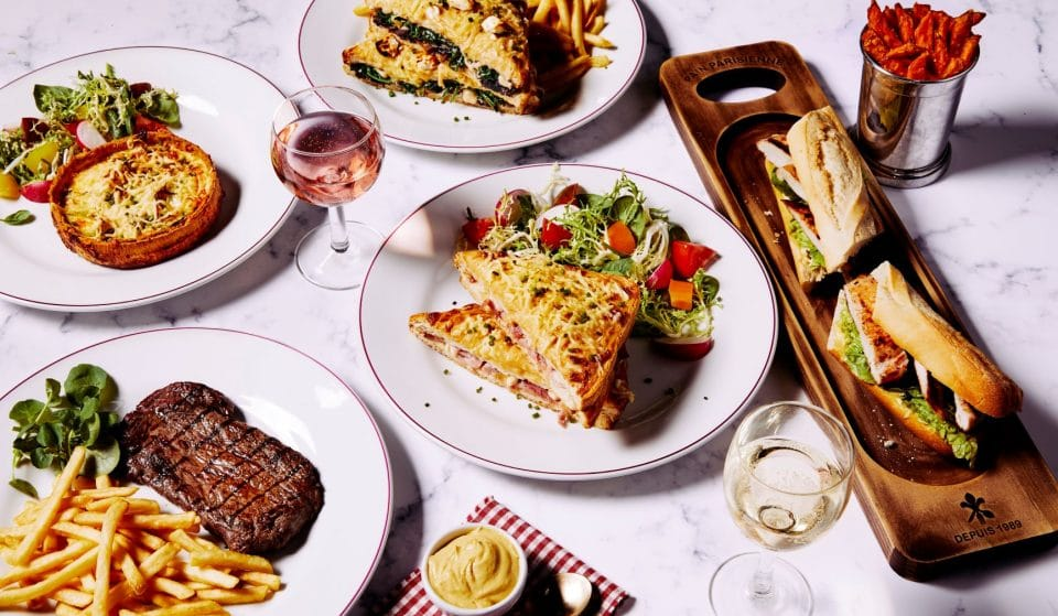 Café Rouge Will Celebrate Its 30th Birthday By Inviting Guests To Dine Like It's 1989