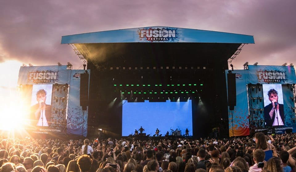 Little Mix And Rudimental Will Headline Fusion Festival – Get Half-Price Tickets Here