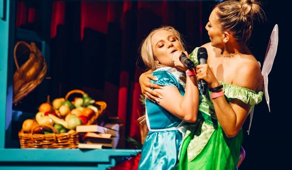 The Disney-Inspired Bottomless Brunch Of Our Dreams Is Coming To Manchester