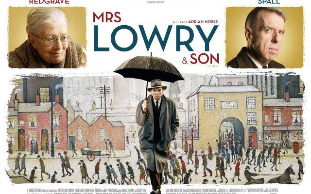 Lowry Biopic 'Mrs Lowry & Son' Will Be Released On Friday